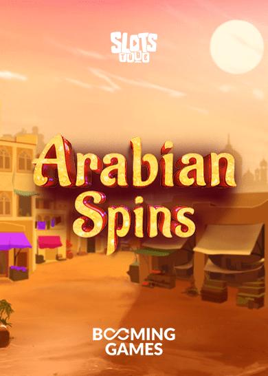 Arabian Spins Slot Free Play