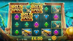 Atlantis Free Spins