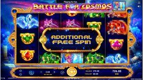 Battle for Cosmos Bonus