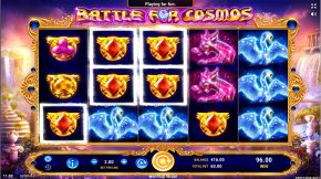 Battle for Cosmos Gameplay