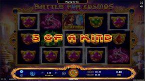 Battle for Cosmos Multiplier