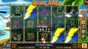Blown Away Bonus