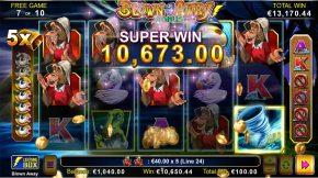 Blown Away Super Win