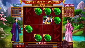 Butterfly Lovers Gameplay