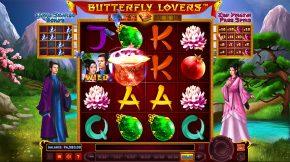 Butterfly Lovers Line