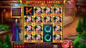 Butterfly Lovers Wild