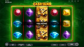 Cash Tank Free Spins