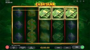 Cash Tank Gameplay