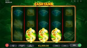 Cash Tank Payout