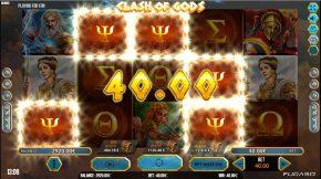 Clash of Gods Gameplay
