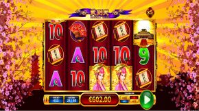 Heavenly Ruler Free Spins