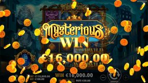 Mysterious Big Win