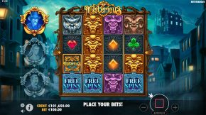 Mysterious Free Spins