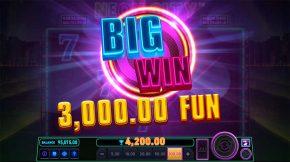 Neon City Big Win