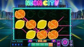 Neon City Gameplay