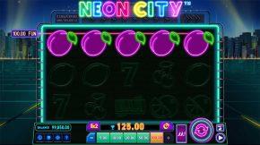 Neon City Line