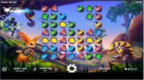 Nuke World Gameplay
