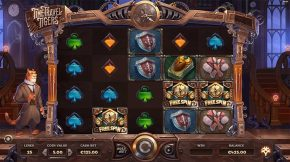 Time Travel Tigers Free Spins