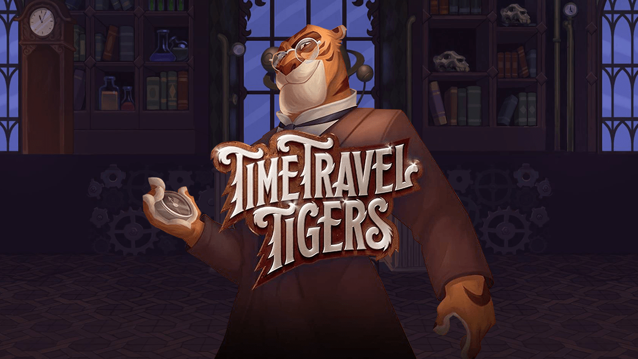 Time Travel Tigers Slot Demo