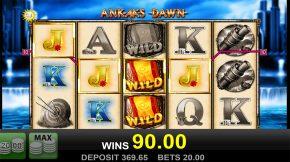 Ankaas Dawn Multiplier