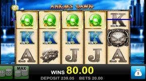 Ankaas Dawn Win