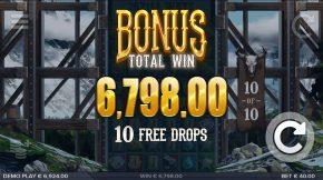 Black River Gold Bonus Win