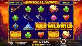 Bronco Spirit Gameplay