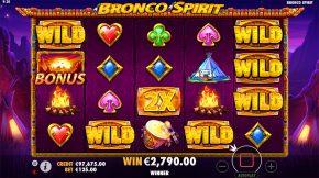 Bronco Spirit Multiplier