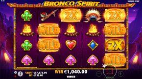 Bronco Spirit Wild