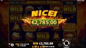 Bronco Spirit Win