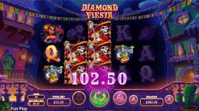 Diamonds FiestaFree Spins