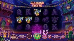 Diamonds Fiesta Gameplay