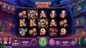 Diamonds Fiesta Sumbols