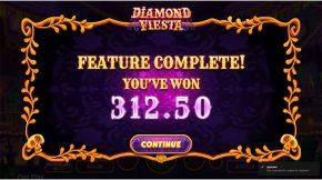 Diamonds Fiesta Total Win