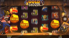 Gold Digger Bonus