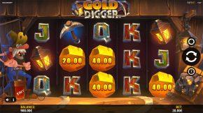 Gold Digger Gameplay