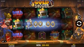 Gold Digger Multiplier