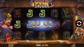 Gold Digger Sumbol