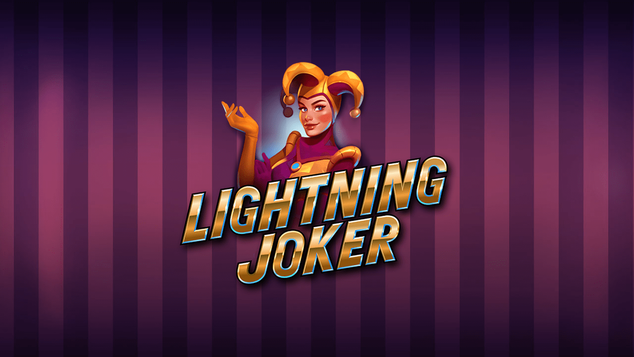 Lightning Joker Slot Demo