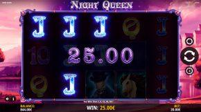 Night Queen Line