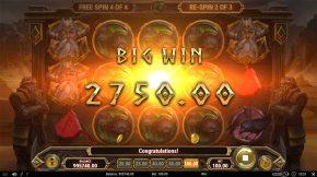 Ring of Odin Big Win