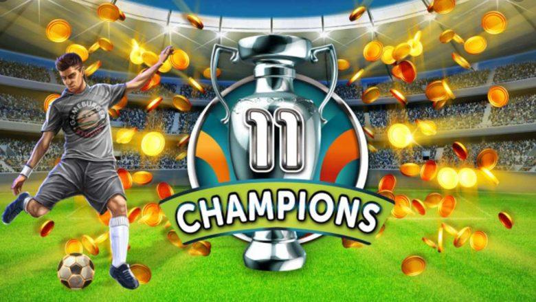 11 Champions Slot Demo