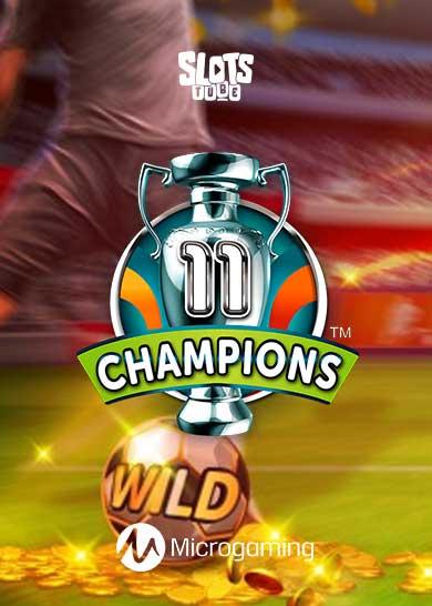 11Champions Slot Free Play