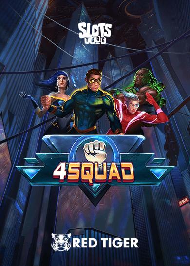 4 Squad Slot Free Play