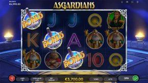 Asgardians Bonus