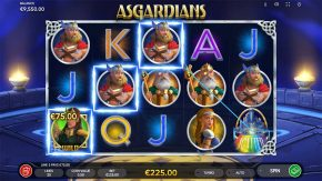Asgardians Gameplay