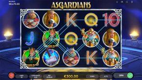 Asgardians Line