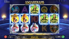 Asgardians Wild