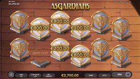Asgardians Win