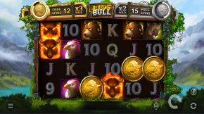 Blazing Bull Bonus
